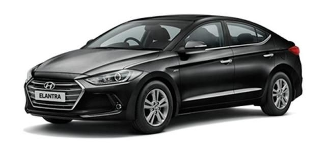Hyundai Elantra 1.6 SX (O) AT 2018