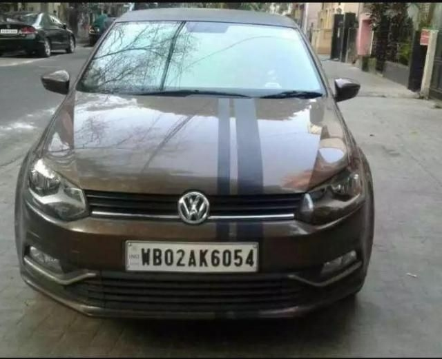20 Used Brown Color Volkswagen Polo Car For Sale Droom