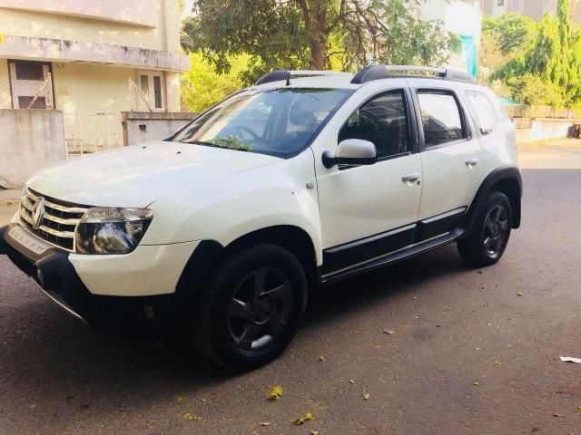 Renault Duster 85 PS RXE DIESEL ADVENTURE 2014