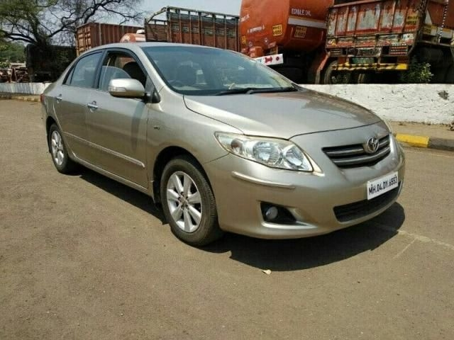 Toyota Corolla Altis 1.8 G CNG 2009