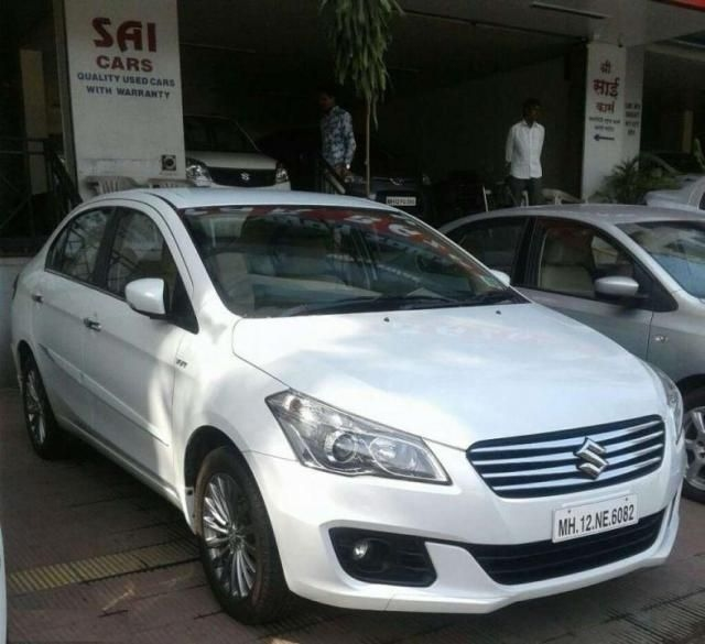 34 Used Maruti Suzuki Ciaz In Pune Second Hand Ciaz Cars For Sale