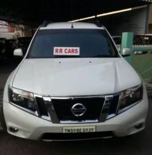 Nissan Terrano XL D PLUS 2014