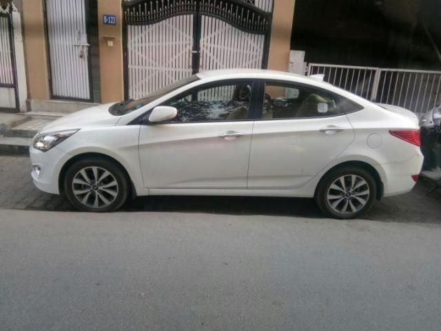 Hyundai Verna 1.6 CRDI SX Plus AT 2017