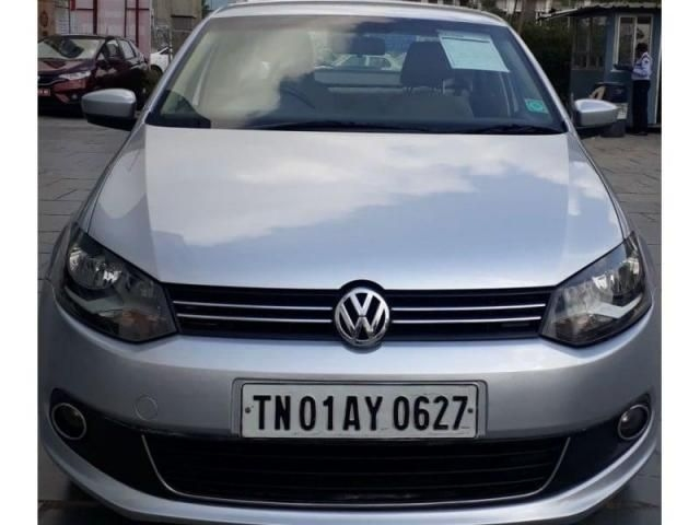 Volkswagen Vento 1.5 TDI Highline AT 2014
