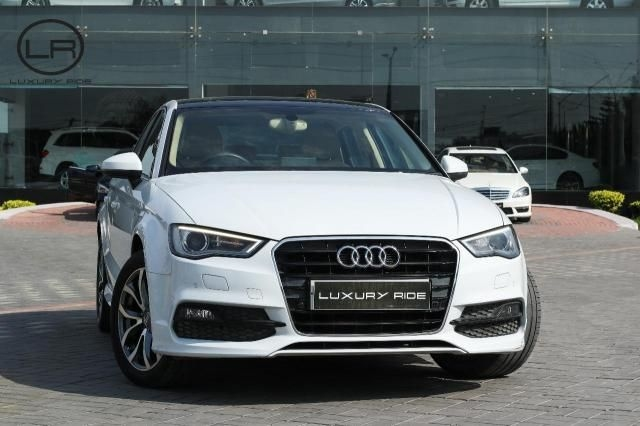 Audi A3 35 TDI TECHNOLOGY 2015