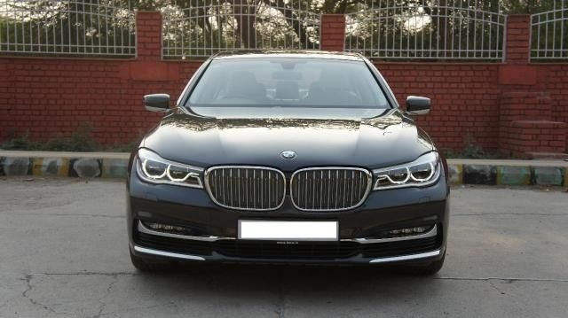 BMW 7 Series 730Ld Design Pure Excellence 2017