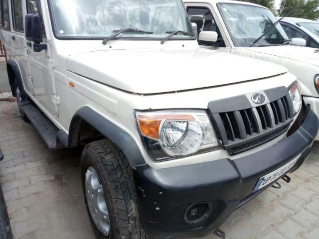 Mahindra Bolero 4 WD AT 2014