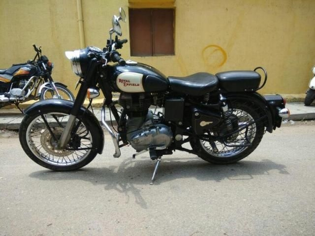 73 Used Royal Enfield Classic Bikes In Bangalore Used