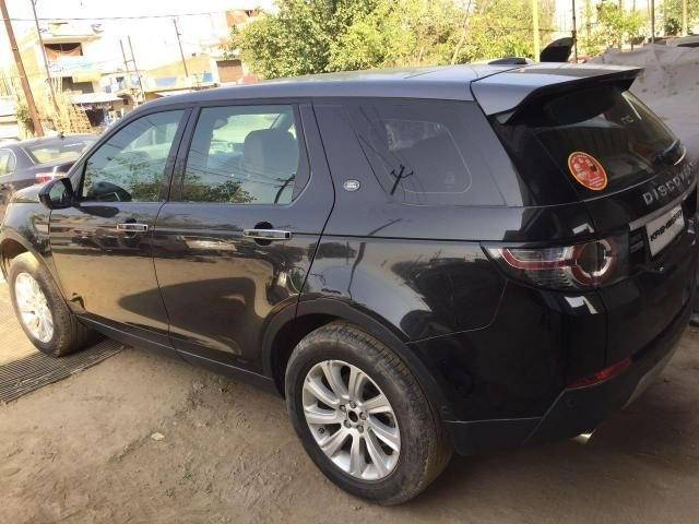 Land Rover Discovery Sport HSE Luxury 2016