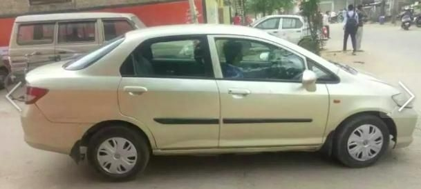 Honda City ZX VTEC Plus 2004