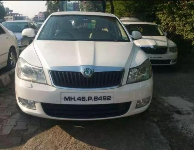 Skoda Laura L&K 2.0 TDI AT 2012