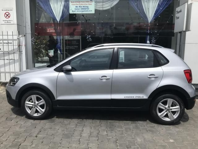 Volkswagen Cross Polo 1.2 MPI 2017
