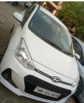 Hyundai Grand i10 SPORTZ AT 1.2 KAPPA VTVT 2017