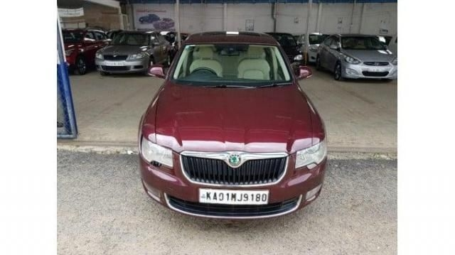 SKODA SUPERB Elegance 1.8 TSI AT 2013