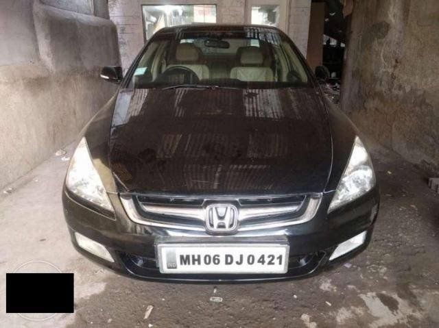 Honda Accord 2.4 i-VTEC MT 2007