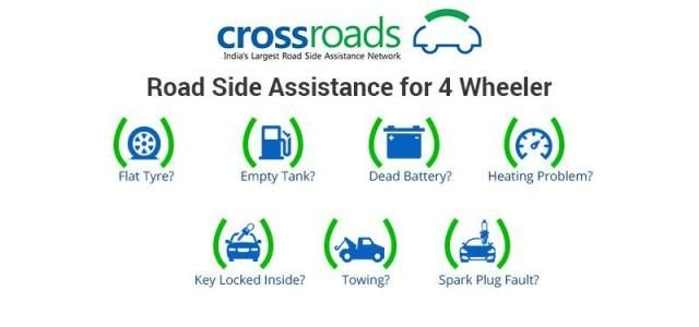 Road Side Assistance - Premium - Crossroads