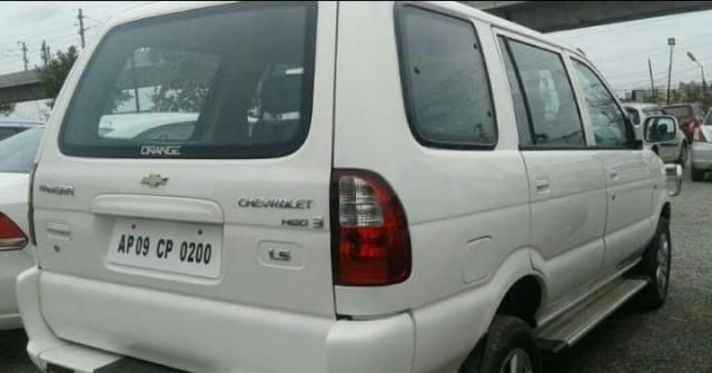23 Used Chevrolet Tavera In Hyderabad Second Hand Tavera Cars For