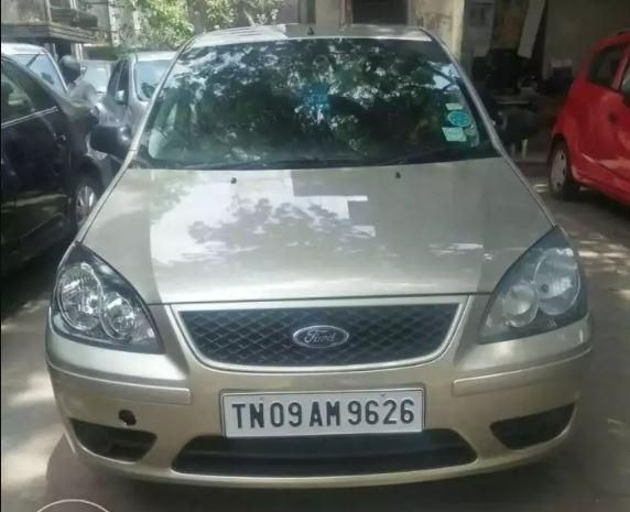 Ford Fiesta EXI 1.4 2007
