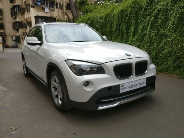BMW X1 SDrive18i 2011