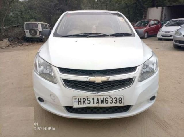 Chevrolet Sail 1.2 LS 2013