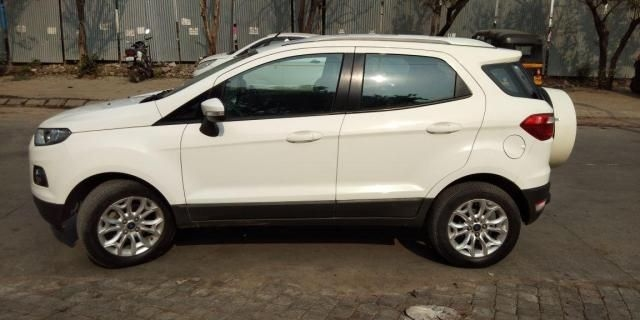 Ford Ecosport 1.5 Ti VCT AT Titanium 2014