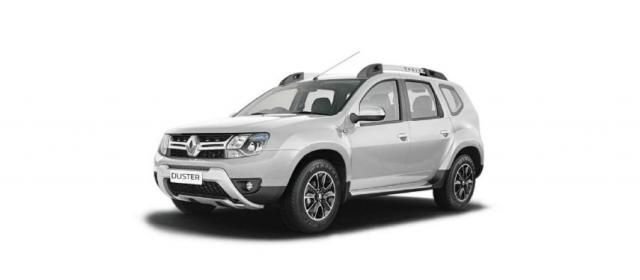 Renault Duster RXS CVT 2019