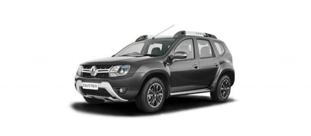 Renault Duster 110 PS RXZ 2020