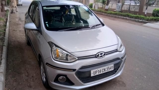 Hyundai Xcent S AT 1.2 (O) 2015