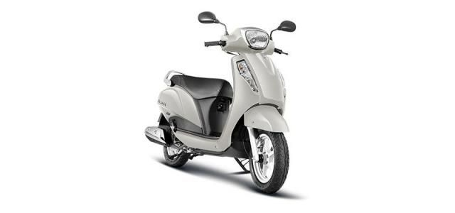 Suzuki Access Special Edition Disc-125cc 2018