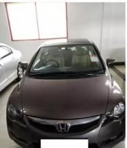 Honda Civic 1.8 V AT 2012