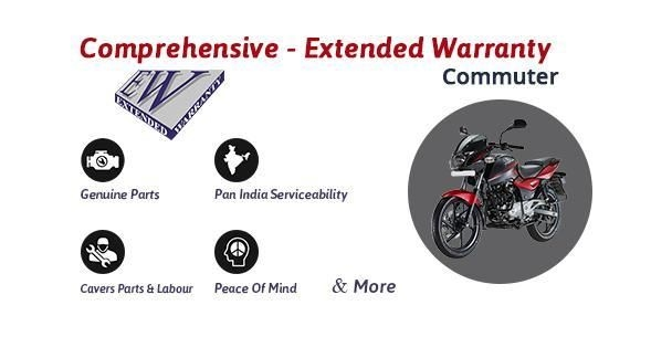 Comprehensive Warranty - Extended Warranty India Pvt. Ltd. - 6 months validity