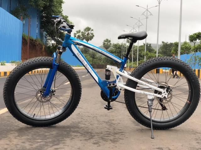 Jagura Fat Tire 26 Inches 2018