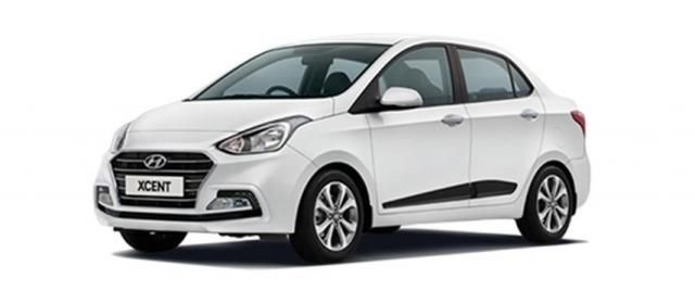 Hyundai Xcent S AT 2018
