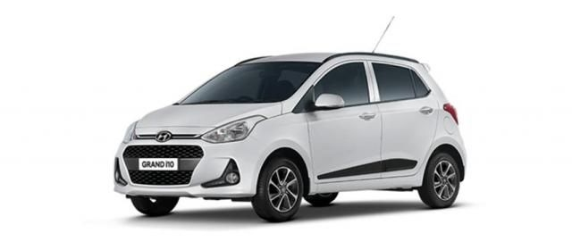 Hyundai Grand i10 Magna AT 1.2 Kappa VTVT 2018