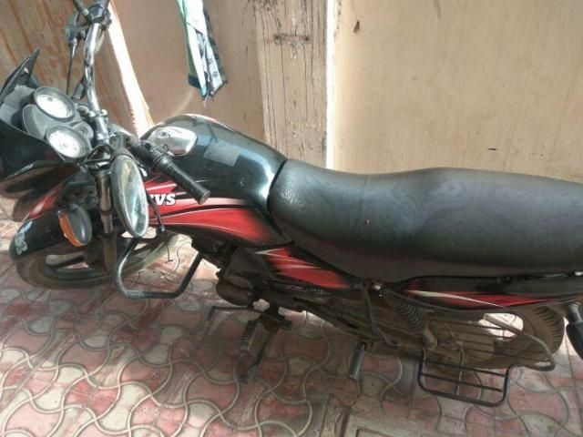 TVS Star City 110cc 2011