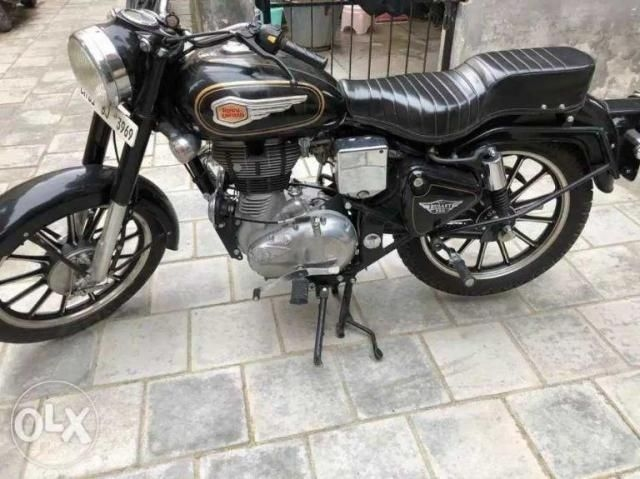44 Used Royal Enfield Motorcycle/bikes in Chandigarh, Second