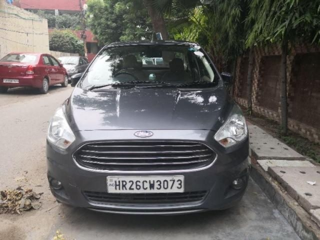 Ford Aspire Titanium 1.5 Ti-VCT AT 2016