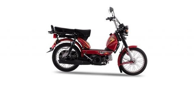 TVS XL 100cc Heavy Duty 2018