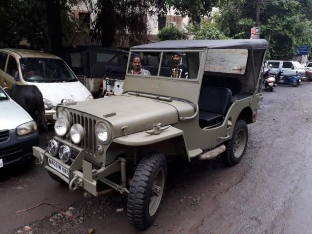 Willys Motor Willys M38 1952
