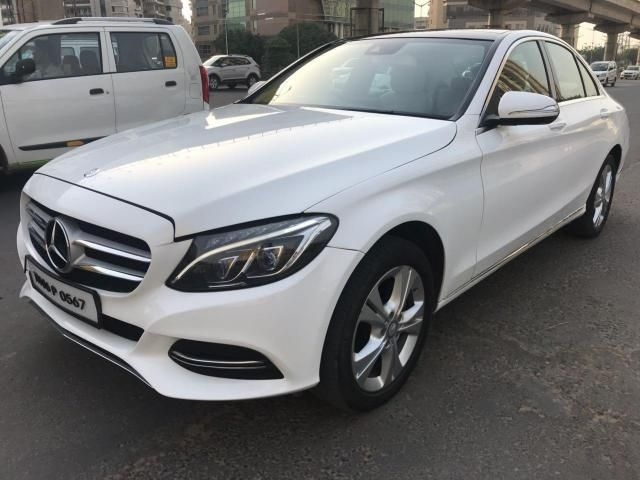 Mercedes-Benz C-Class 220 CDI AT 2015