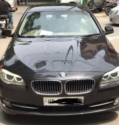 BMW 5 Series 525D LUXURY 2012