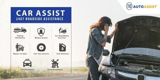 Road Side Assistance - Basic - TVS AUTO ASSIST