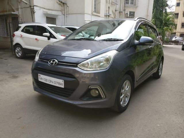Hyundai Grand i10 ASTA AT 1.2 KAPPA VTVT 2014