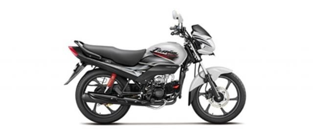 Hero Passion Pro i3S Disc 100cc 2018