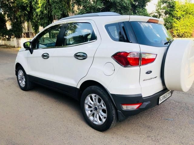 Ford EcoSport Titanium 1.5L Ti-VCT Black Edition AT 2017