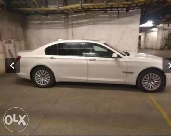 BMW 7 Series 730Ld M Sport 2017