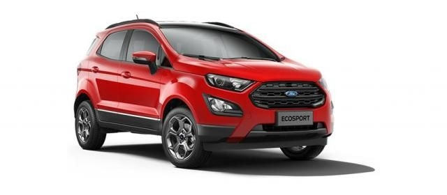 Ford EcoSport S Petrol 2018