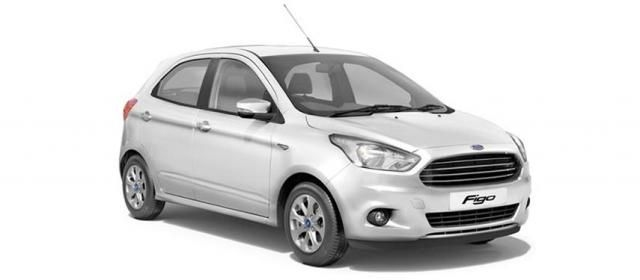 Ford Figo Titanium 1.5 TDCi Sports Edition 2018