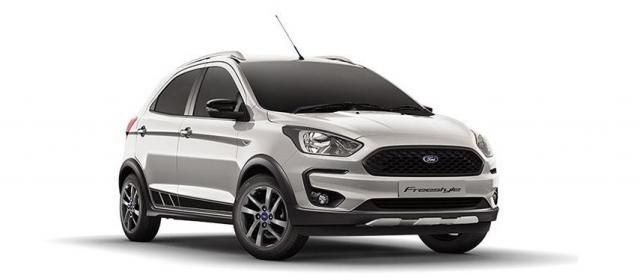 Ford Freestyle Titanium Plus 1.5 TDCi 2019