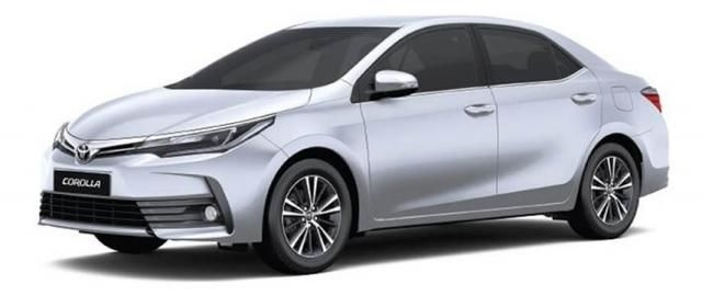 Toyota Corolla Altis 1.8 VL AT 2019